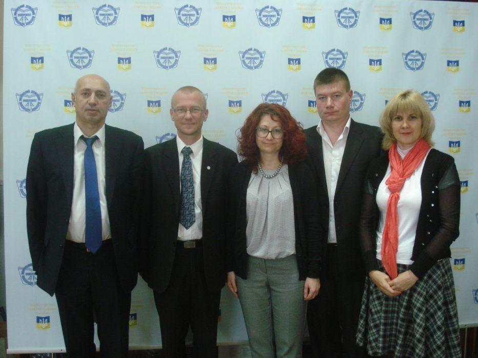 Делегація з Університету Економіки, м.Бидгощ, Польща