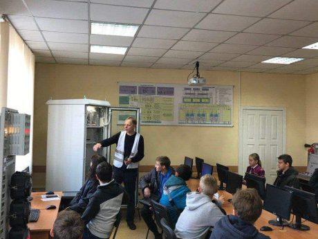 Екскурсія для школярів Нововодолазького району