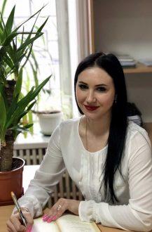 Глущенко  Оксана Миколаївна