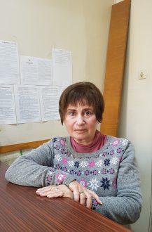 Брусенцова Наталія Михайлівна