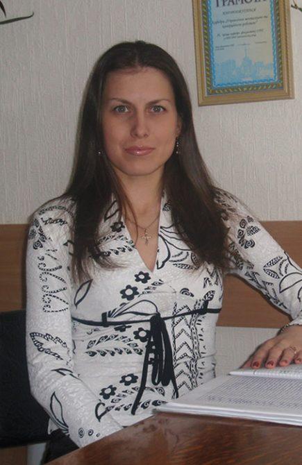 Baulina Ganna Sergiivna