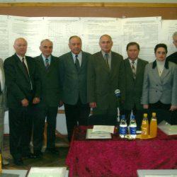 Перша Вчена рада по захисту диссертацій, яка була створена на кафедрі