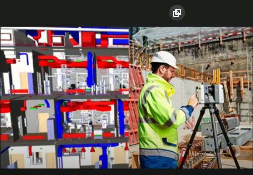 """Leading specialists of the Department of """"Research and design of roads, geodesy and land management"""" took part in the webinar: """"Scan2BIM – Hexagon laser scanning technologies for BIM in practice"""""""
