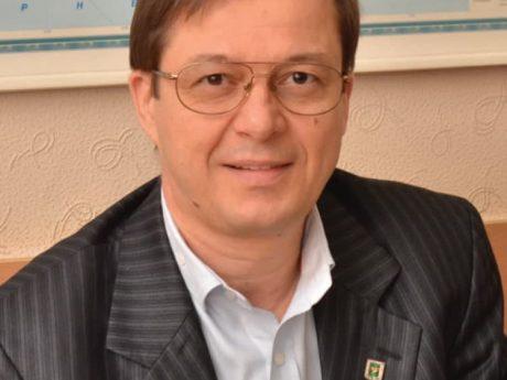 Вітаємо Декана Будівельного факультету Скорика Олексія Олексійовича з 60-річчям!